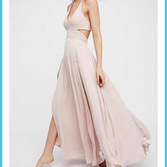 f184e36d72cdf Free People Dresses & Skirts - Free People Lille Maxi Dress by Endless  Summer